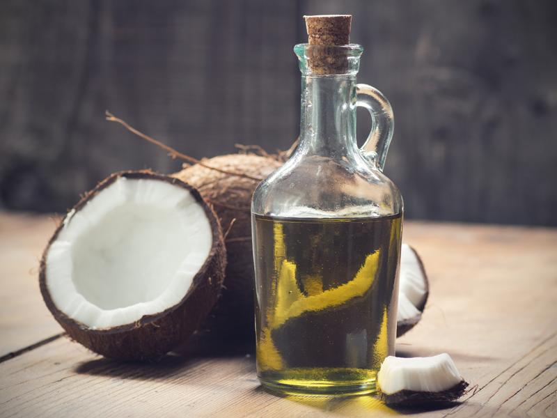 Coconut vs. Olive Oil